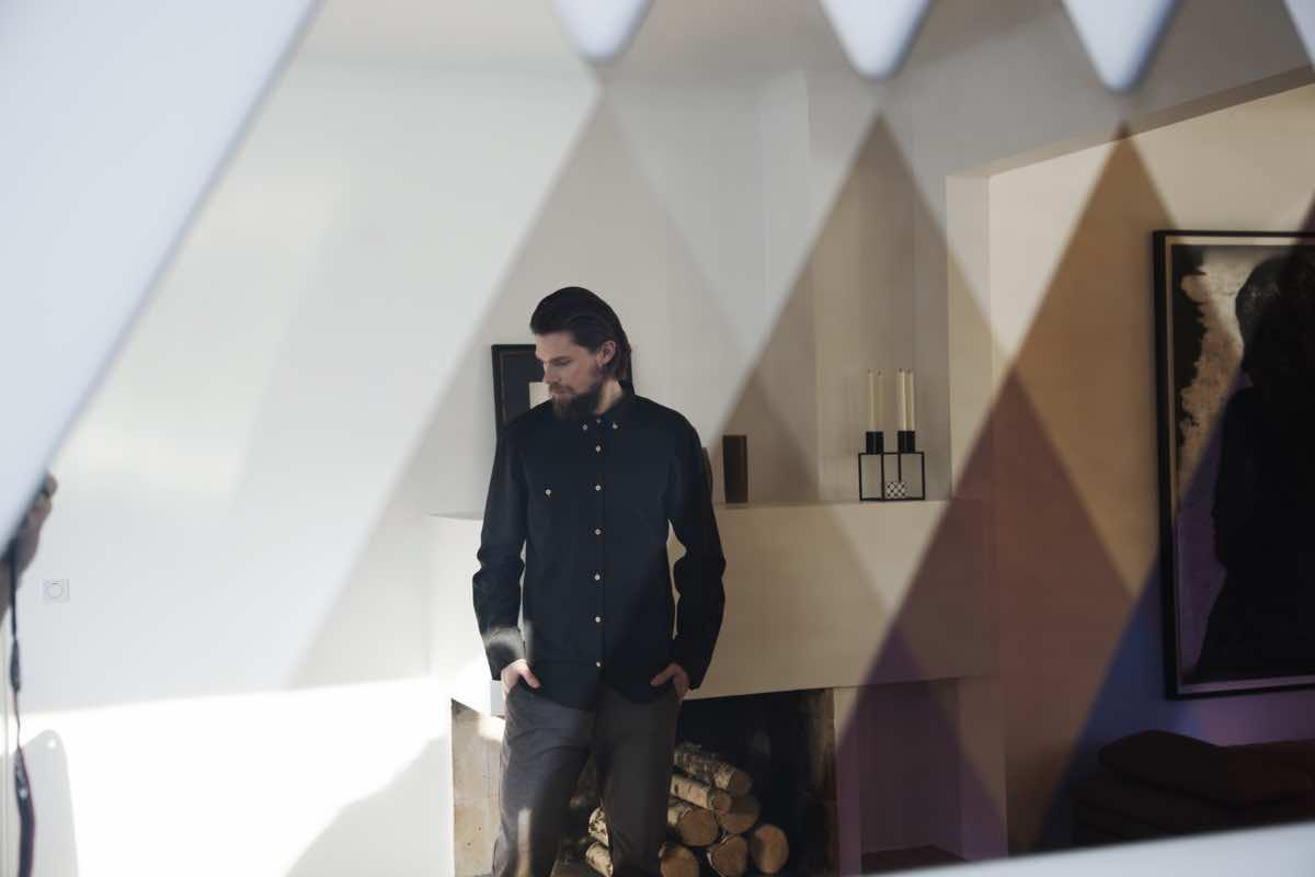 kronstadt-dean-overhemd-zwart-black