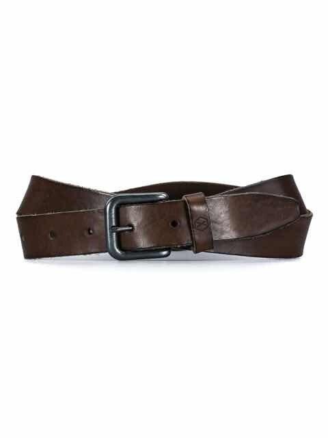 Leather belt 3,5cm