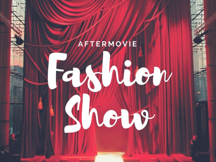 Theater Fashion Show Aftermovie