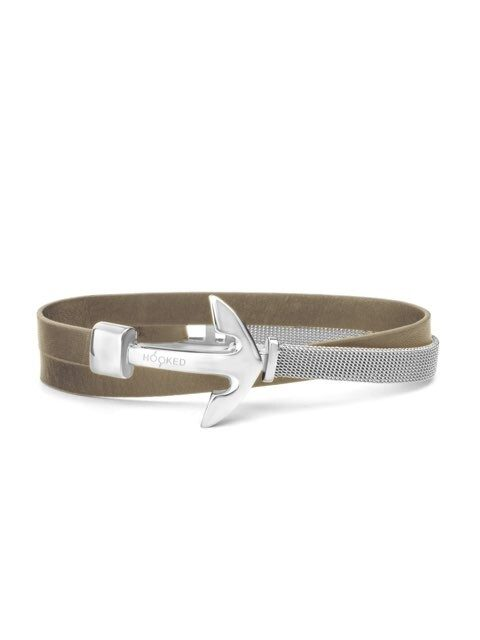 Mesh/Leather anchor
